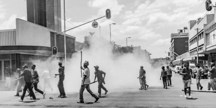 Dr Ibrahim Abraham on Unrest in South Africa