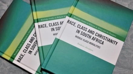 Race, Class and Christianity in South Africa - new book by Ibrahim Abraham